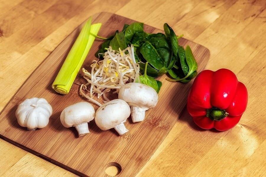 Indoor Herbs and Vegetables
