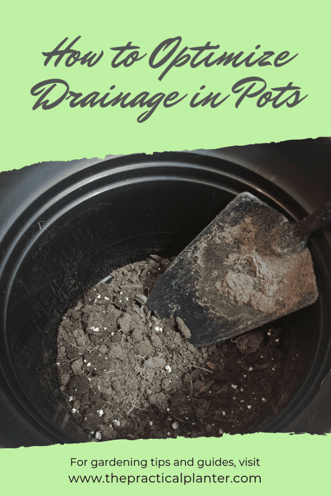 Drainage in Pots Optimize Container Drainage for Healthier Plant Growth